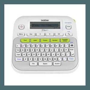 Brother P-Touch PT-D210 Portable Label Printer