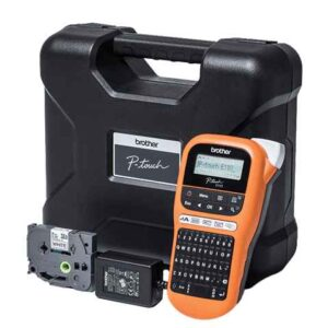 Brother P-Touch PT-E100VP Industrial Label Printer