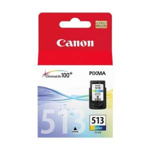 Canon CL-513 Tri-Colour Ink Cartridge