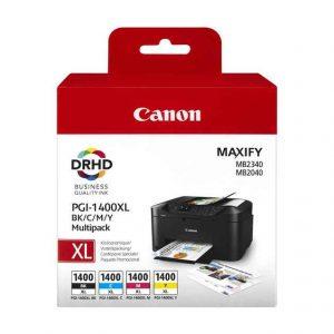 Canon PGI-1400XL Ink Cartridges Multi-Pack