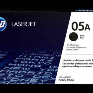 HP 05A (CE505A) Black Original LaserJet Toner Cartridge