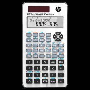 HP 10s+ Scientific Calculator (NW276AA)