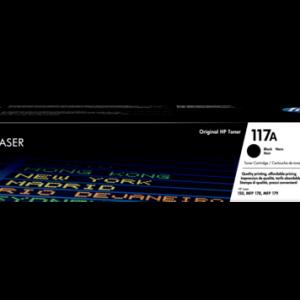 HP 117A (W2070A) Black Original Laser Toner Cartridge