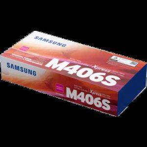 Samsung CLT-406S Magenta Toner Cartridge (SU256A)