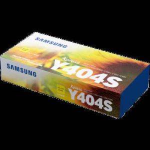 Samsung CLT-404S Yellow Toner Cartridge (SU453A)