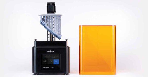 Zortrax Inskpire Resin UV LCD 3D Printer
