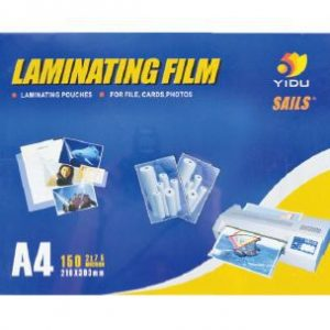 Laminating Pouches, A4, 150 Micron, Pack of 100