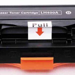Generic HP 201A (CF400A) - Canon 045 Black Toner Cartridge