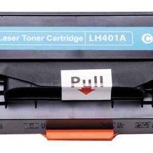 Generic HP 201A (CF401A) - Canon 045 Cyan Toner Cartridge