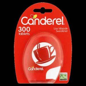 Canderel Low Kilojoule Sweetener, 300 Tablets
