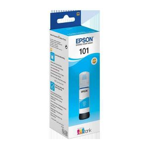 Epson 101 EcoTank 70ml Cyan Ink Bottle