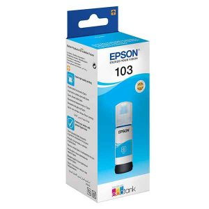Epson 103 EcoTank 65ml Cyan Ink Bottle