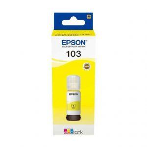 Epson 103 EcoTank 65ml Yellow Ink Bottle