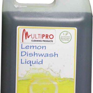 Multipro Dishwashing Liquid, Green, 5L