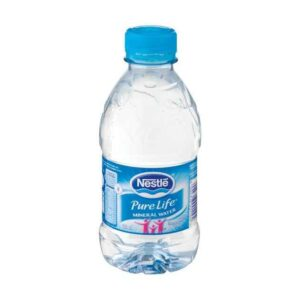 Nestle Pure Life Still Water, 330ml x 24 Bottles