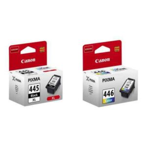 Canon 445XL & 446XL Original Ink Cartridge Bundle