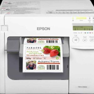 Epson ColorWorks C3500 Colour Label Printer