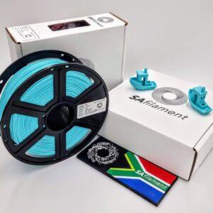 SA Filament PLA Aquamarine, 1.75mm, 1kg
