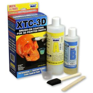 XTC-3D (180g) For Smoothing and Finishing 3D Prints