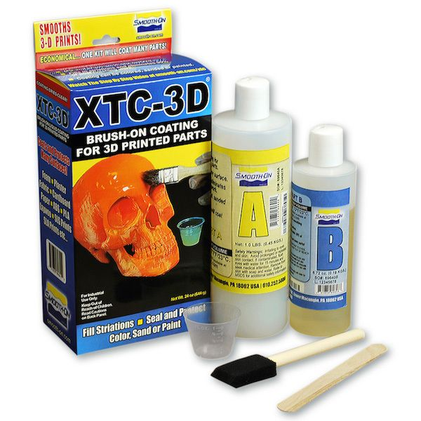 XTC-3D (680g) For Smoothing and Finishing 3D Prints